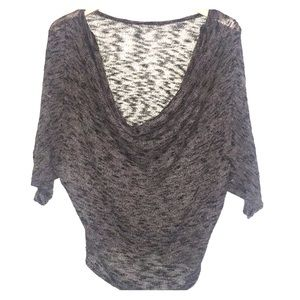 Tops - casual crew fit marbled sweater ultra soft